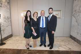 33 Lydia,Isabel Moreno, el pintorAntonio Araez y Antonio Araez Moreno